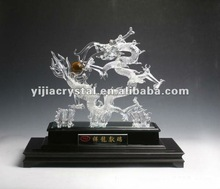 Excellent Dragon Statue Crystal Model Wholesale