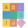 Multicolor eva foam alphabet puzzle mat for kids