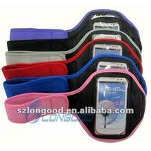 Nylon Sport Armband Case Cover For Electronics