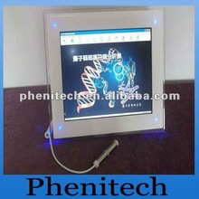 High quality design! 14 inch full touch screen subhealth quantum body analyzer with 36 reports