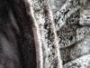 XCL 2015 New Design beautiful three color Plush faux /fade /imitation rabbit fur fabric