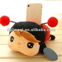2012 stuffed mobile phone case