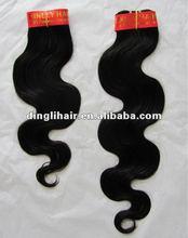 Top qulity vigin peruvian weaving hair peruvian hair weaving in china
