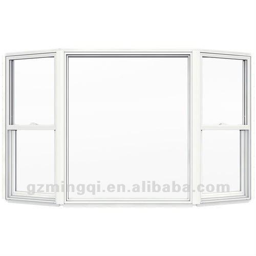Aluminum window thermally broken aluminum window for Vinyl window manufacturers