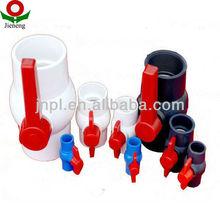 Plastic PVC ball valve/Long Lifetime Ball Valve/Hot Sale