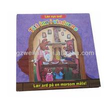 Popular sales custom childrens photo album book