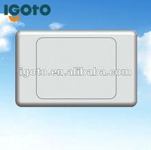 White, Gold, Silver Colour Australian Standard Switch Blank Plate