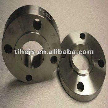 Gr2 corrosion-resitant titanium flange