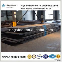 Steel plate DIN1.2311/1.2312/1.2738/42CrMo4/C45