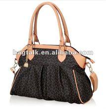 Brand New Design PU Handbag Lady tote bag