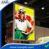 Indoor and super slim Led snap poster aluminum light frame