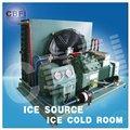 Sala fria compressor , unidade de condensação , ventilador de refrigeração , painel de isolamento