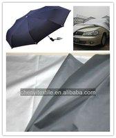 taffeta silver coated cloth