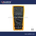 Vc99, abrazadera de multímetro digital, 3 3/4 multímetro digital, max. De la pantalla: 4000