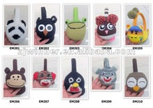 2012 Fashion Knitted Animal Earmuff with different designs