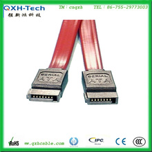 Computer Internal Adapter Serial ATA Cable double SATA Connector Cable