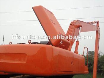 Hot! Hitachi EX200 Used Amphibious Excavator for sale!