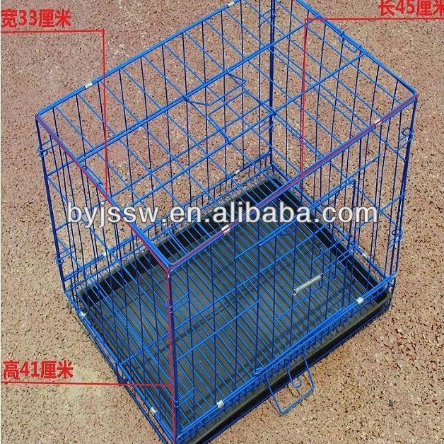 Galvanized Welded Wire Mesh Dog Kennel