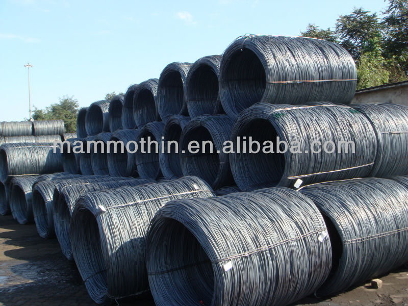 Supply steel wire rod SAE1008