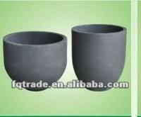 Silicon carbide crucible for kiln furniture
