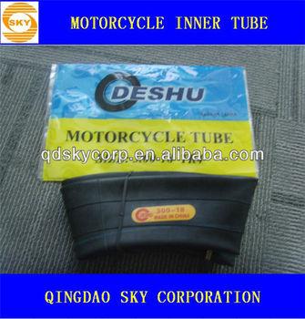 Butyl Motorcycle Inner Tube 3.00-17 And 3.00-18