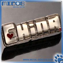 2012 hot-sale flashing pin/badge