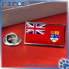 2015 zinc ally and custom metal pin badges