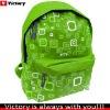 Printed school bags for teenagers