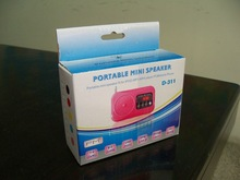 2012 new portable mini FM radio speaker,USB card reader fm radio