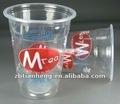Feuille en plastique normale saine et vierge de pp pour les tasses jetables de lait de soja