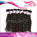 brésilienne extensions de cheveux humains de qualité supérieure super vague de vrais cheveux humains pour les femmes noires