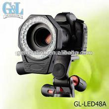 GL-LED48A led ring light for camera