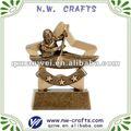 resina mini estrela náutica troféu