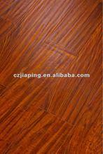 reasonable exporting 8mm handscraped finish laminate flooring with waterproof