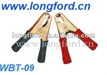 LFT factory outlet carbon steel insulated alligator Cable clamps