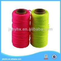 Luxury Colourful High Tenacity Nylon yarn