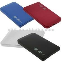 """USB 2.0 Hard Disk Case 2.5"""" SATA HDD Enclosure"""