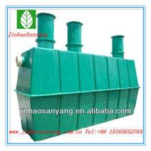 The integration of new glass fiber reinforced plastic septic tank