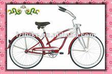 red lady beach cruiser bike for cheap,wholesale beach cruiser bicycles