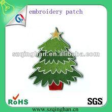 custom cheap embroidery 2013 christmas tree