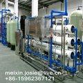 Ro de agua planta de tratamiento/de tratamiento de agua de la máquina