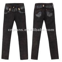 latest design jeans pants female fashion skinny jean pant 013