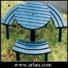 Arlau FW141 Outdoor Sitting Bench Outdoor Leisure Bench