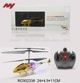 2014 venta caliente de metal helicóptero 3ch metal girocompás rc helicóptero helicóptero del metal de la serie