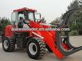 petites loaders du jardin de tracteur articulé Zl20F avec la Certification CE et à bas prix