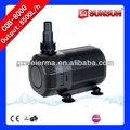 マルチ- 使用池泉6500l/hcqb-8000140ワット水中水ポンプ