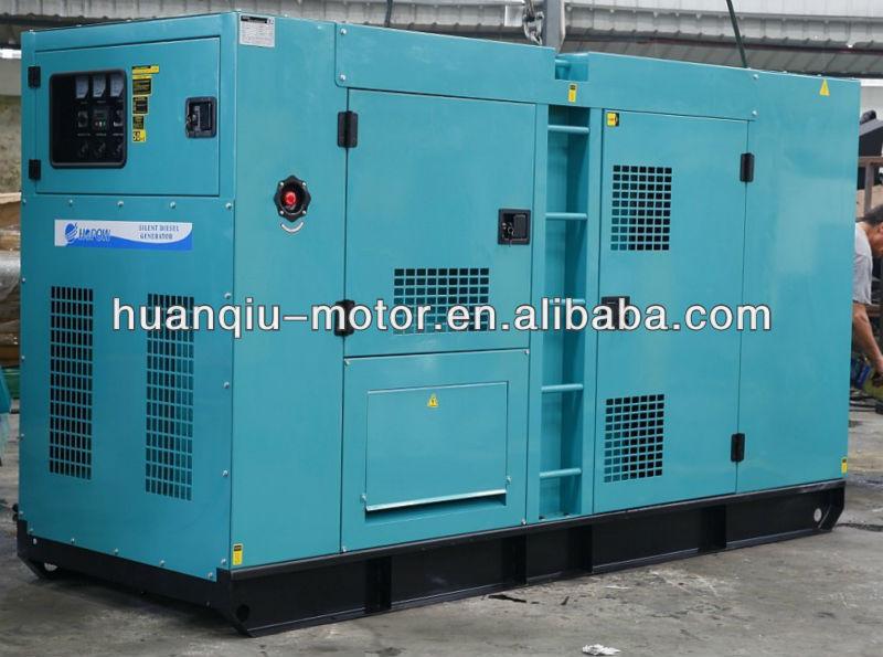 China Hopow Weichai magnetic generator diesel engine