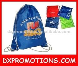 cheap promotional nylon bag/promotional backpack