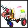 wheeled 6.5hp Power sprayer with long hose
