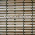 as cortinas de bambu